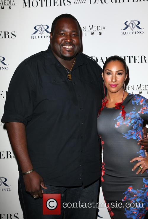 Quinton Aaron and Guest 7