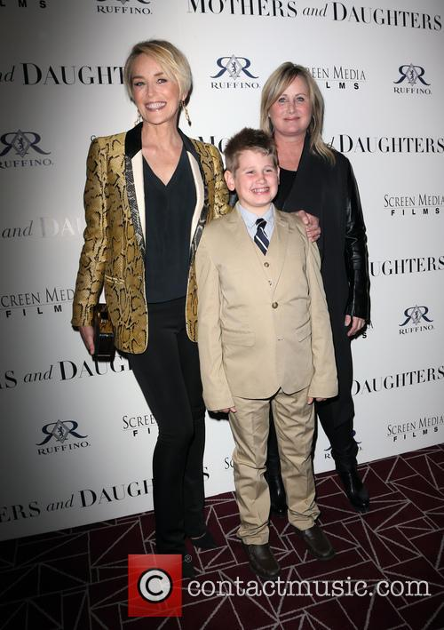 Sharon Stone, Laird Stone and Kellly Stone 3