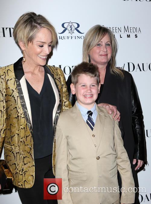 Sharon Stone, Laird Stone and Kellly Stone 4