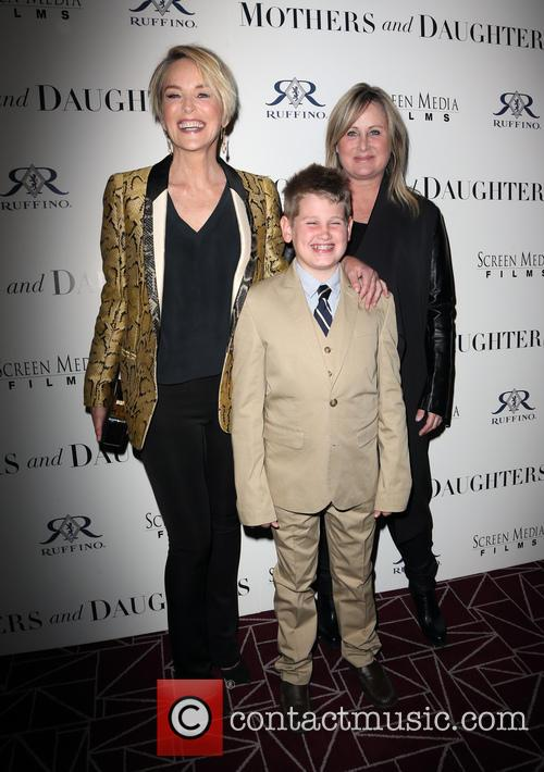Sharon Stone, Laird Stone and Kellly Stone 7