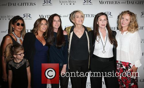 Amy Williams, Sharon Stone, Mary Aloe and Danielle James 5