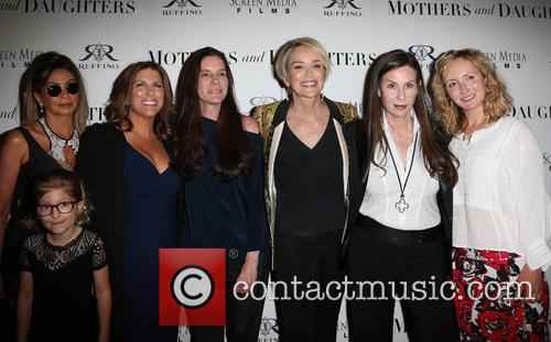 Amy Williams, Sharon Stone, Mary Aloe and Danielle James 6