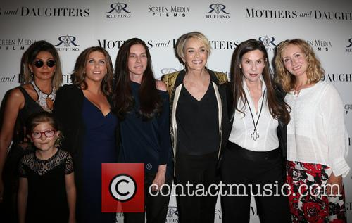 Amy Williams, Sharon Stone, Mary Aloe and Danielle James 8