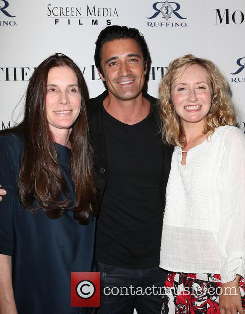Amy Williams, Gilles Marini and Danielle James