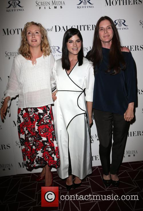 Danielle James, Selma Blair and Amy Williams 10
