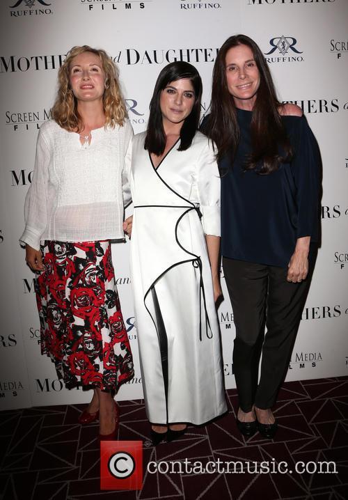Danielle James, Selma Blair and Amy Williams 11