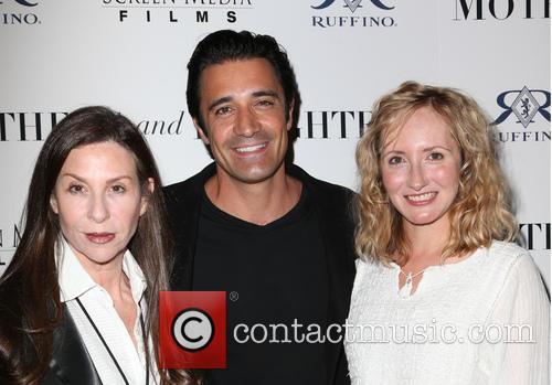 Mary Aloe, Gilles Marini and Danielle James 6