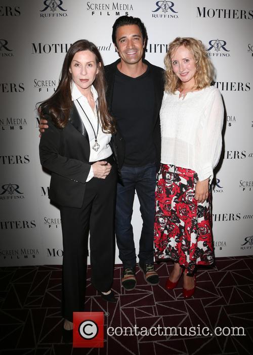 Mary Aloe, Gilles Marini and Danielle James 8