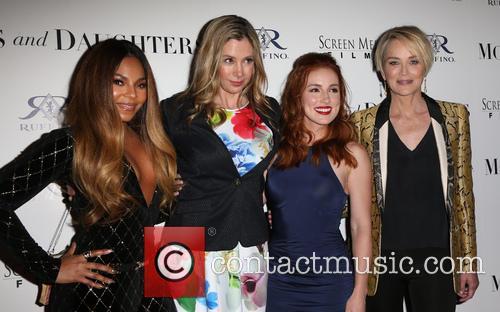 Ashanti, Mira Sorvino, Alexandra Daniels and Sharon Stone 8