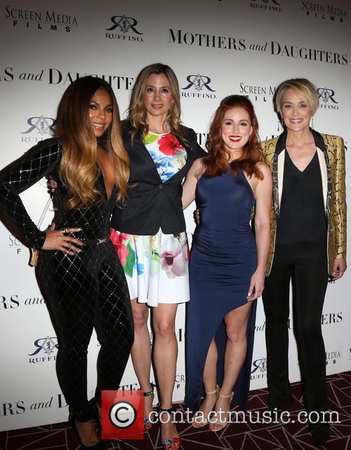 Ashanti, Mira Sorvino, Alexandra Daniels and Sharon Stone 9