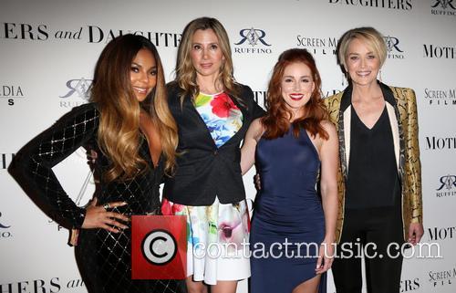 Ashanti, Mira Sorvino, Alexandra Daniels and Sharon Stone 10