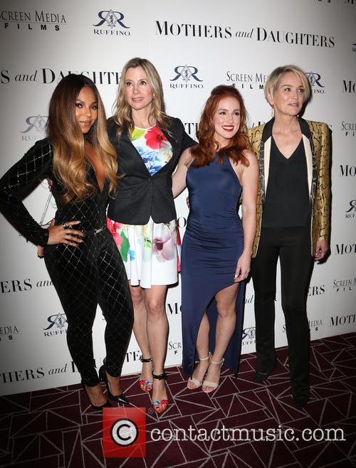 Ashanti, Mira Sorvino, Alexandra Daniels and Sharon Stone 11
