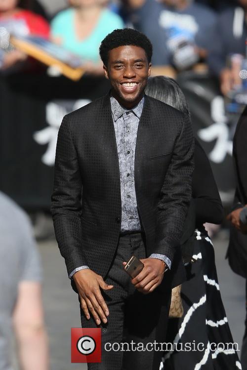 Chadwick Boseman 7