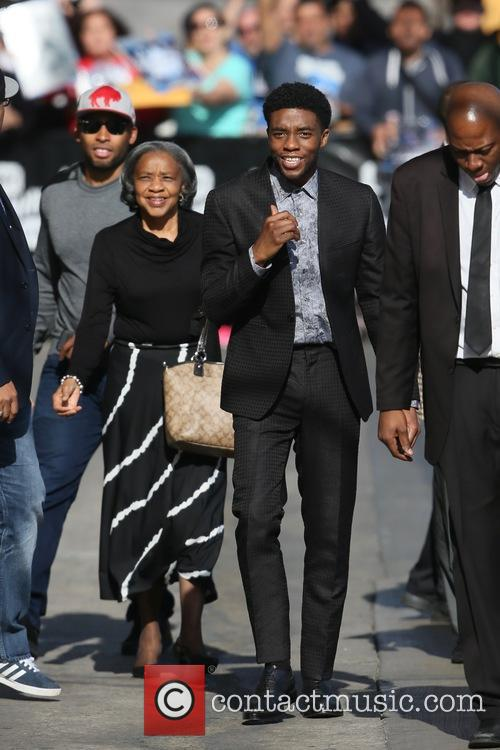 Chadwick Boseman 11