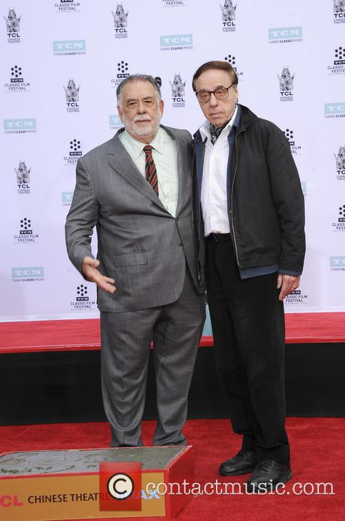 Peter Bogdanovic and Francis Ford Coppola 1