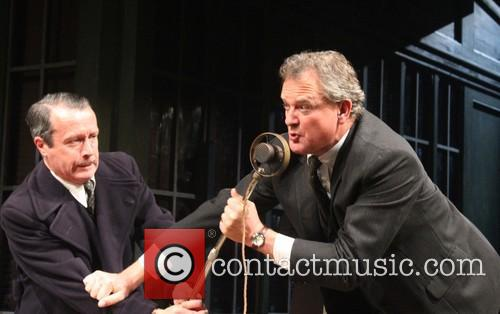 Jonathan Cullen and Hugh Bonneville 2