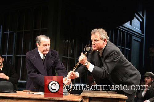 Jonathan Cullen and Hugh Bonneville 3