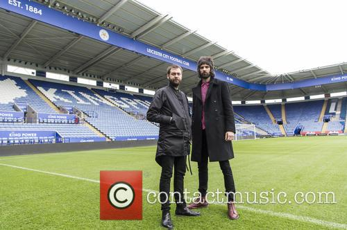 Kasabian in Leicester
