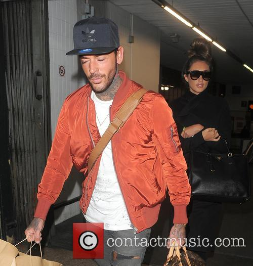 Pete Wicks and Megan Mckenna 4