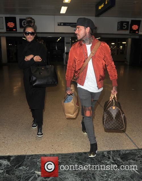 Pete Wicks and Megan Mckenna 5