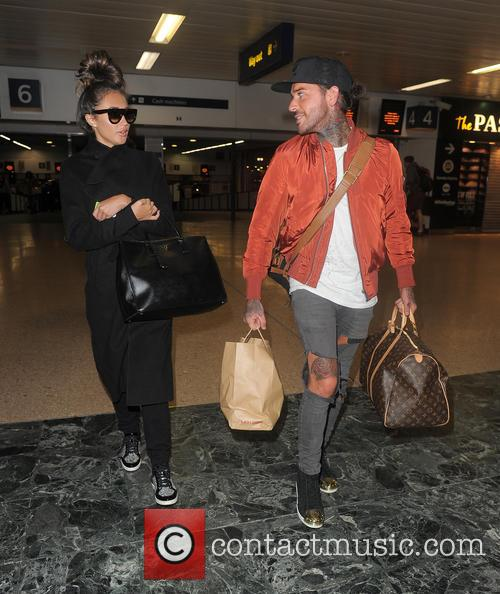 Pete Wicks and Megan Mckenna 8