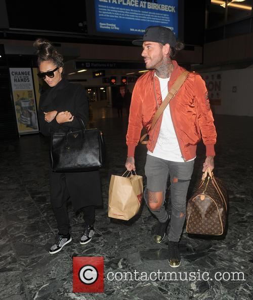 Pete Wicks and Megan Mckenna 11