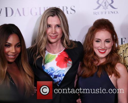 Ashanti, Mira Sorvino and Alexandra Daniels
