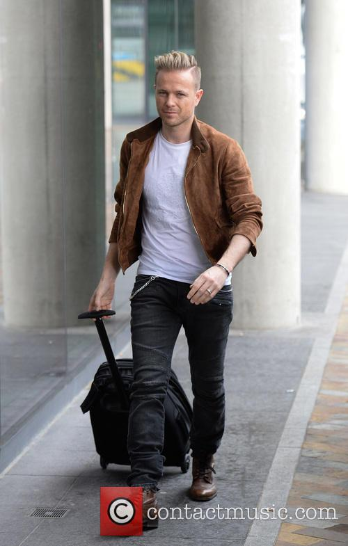 Nicky Byrne Irelands Eurovision Entry