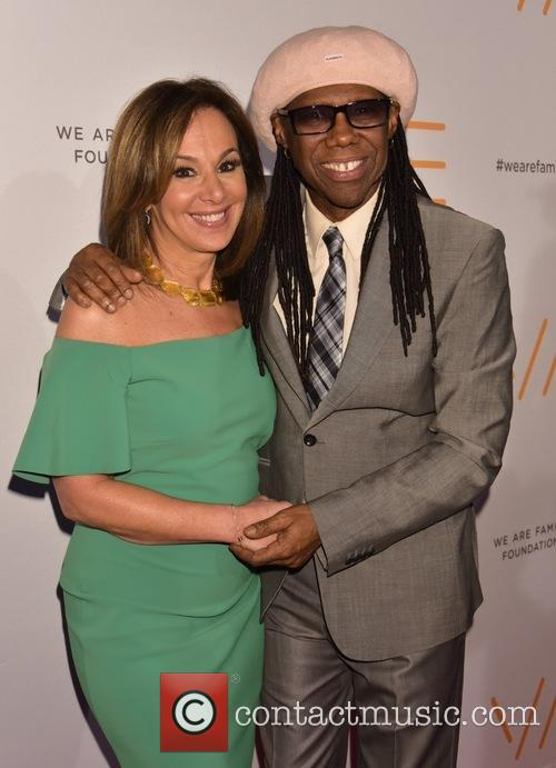 Rosanna Scotto and Nile Rodgers 3