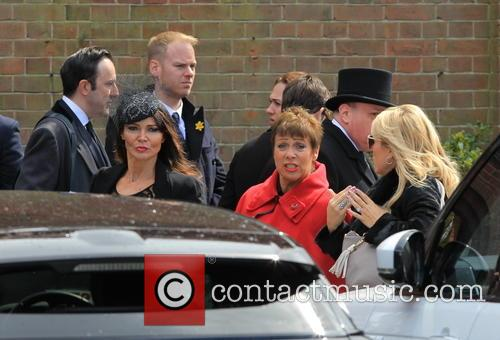 Lizzie Cundy and Denise Welch 10