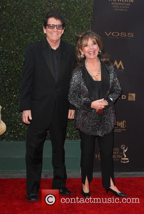 Anson Williams and Dawn Wells 2
