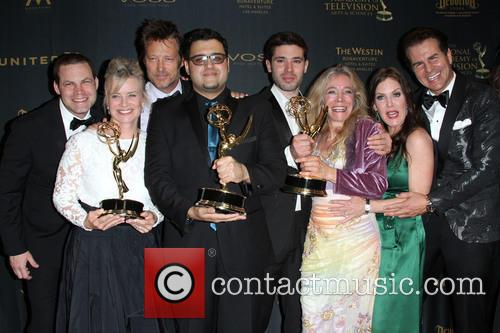 Mary Beth Evans, Gregori J. Martin, Kristos Andrews, Catherine Andrews, Kira Reed Lorsch and Vincent De Paul 10