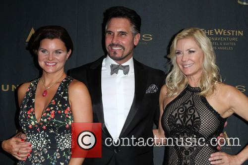 Heather Tom, Don Diamont and Katherine Kelly Lang 2