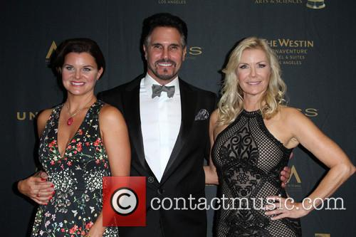 Heather Tom, Don Diamont and Katherine Kelly Lang 3