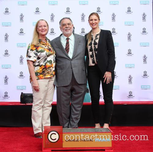 Francis Ford Coppola and Alwyn Hight Kushner 2