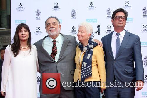 Talia Shire, Francis Ford Coppola, Eleanor Coppola and Roman Coppola 3