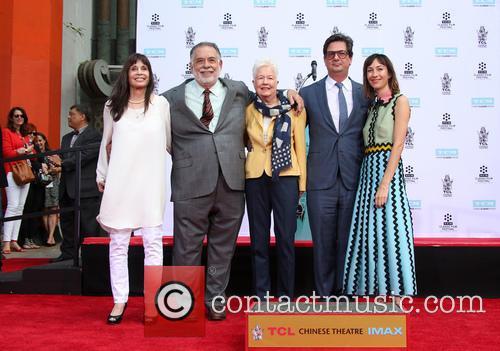 Talia Shire, Francis Ford Coppola, Eleanor Coppola, Roman Coppola and Gia Coppola 4