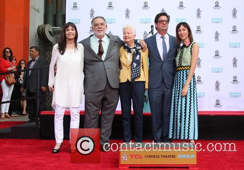 Talia Shire, Francis Ford Coppola, Eleanor Coppola, Roman Coppola and Gia Coppola 5