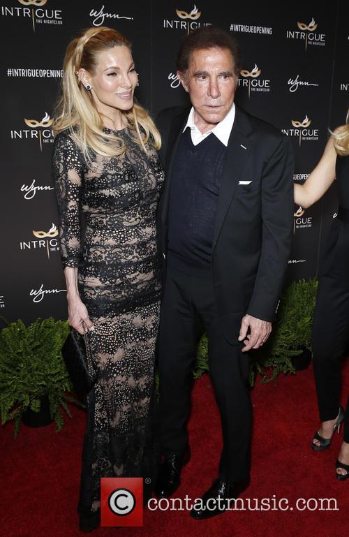 Andrea Wynn and Steve Wynn 1