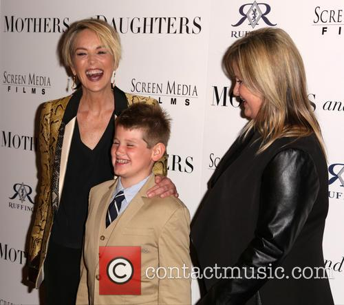 Sharon Stone, Laird Stone and Kelly Stone 4
