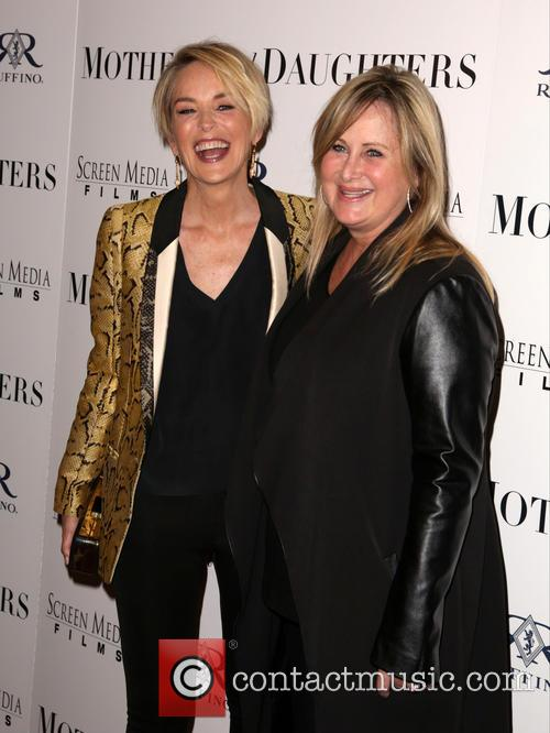 Sharon Stone and Kelly Stone 6