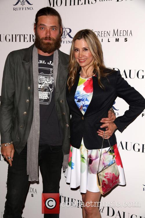 Christopher Backus and Mira Sorvino 4