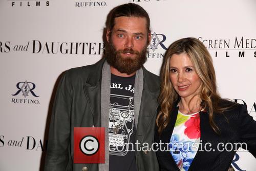 Christopher Backus and Mira Sorvino 5