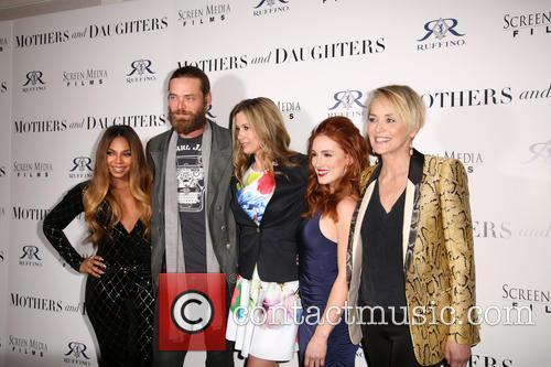 Ashanti, Christopher Backus, Mira Sorvino, Alexandra Daniels and Sharon Stone 1