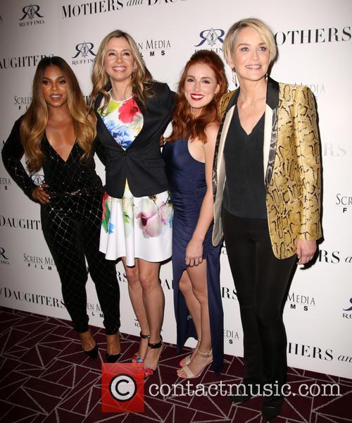 Ashanti, Mira Sorvino, Alexandra Daniels and Sharon Stone 3