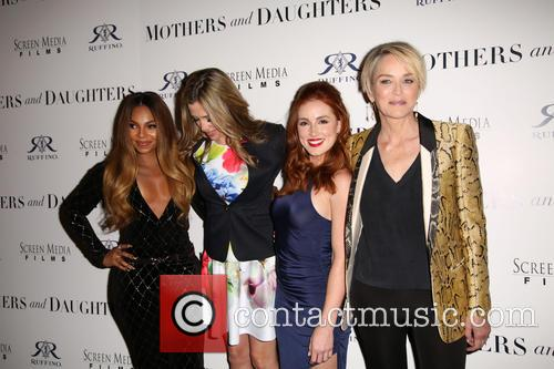 Ashanti, Mira Sorvino, Alexandra Daniels and Sharon Stone 6
