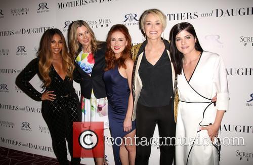 Ashanti, Mira Sorvino, Alexandra Daniels, Sharon Stone and Selma Blair 8