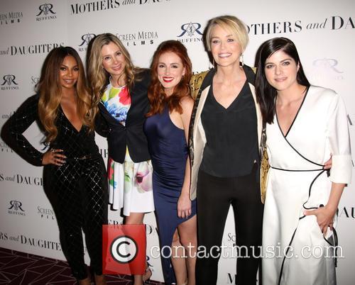 Ashanti, Mira Sorvino, Alexandra Daniels, Sharon Stone and Selma Blair 9
