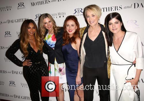 Ashanti, Mira Sorvino, Alexandra Daniels, Sharon Stone and Selma Blair 10