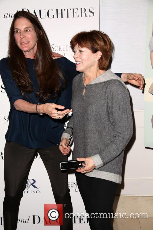 Amy Williams and Frances Fisher 2